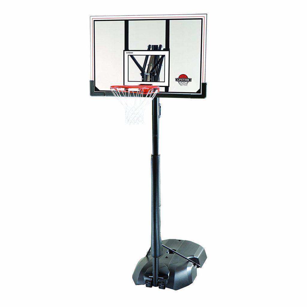 Lifetime 51544 Shatterproof Portable Basketball Hoop