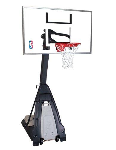 Spalding NBA The Beast Portable Basketball